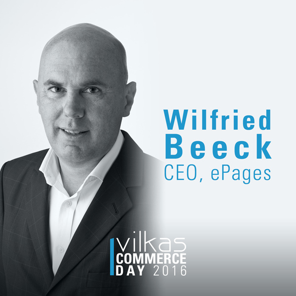 Wilfried Beeck, CEO, ePages